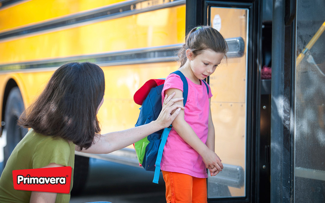 Qué hacer si tu hijo no quiere ir al colegio