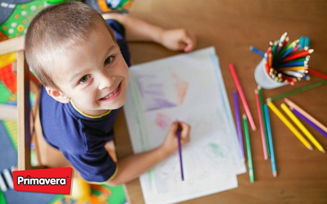 Porqué tus niños deben colorear más