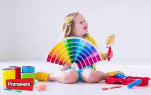 Enséñale los Colores - Primavera