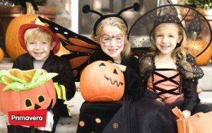 Halloween seguro y divertido - Primavera