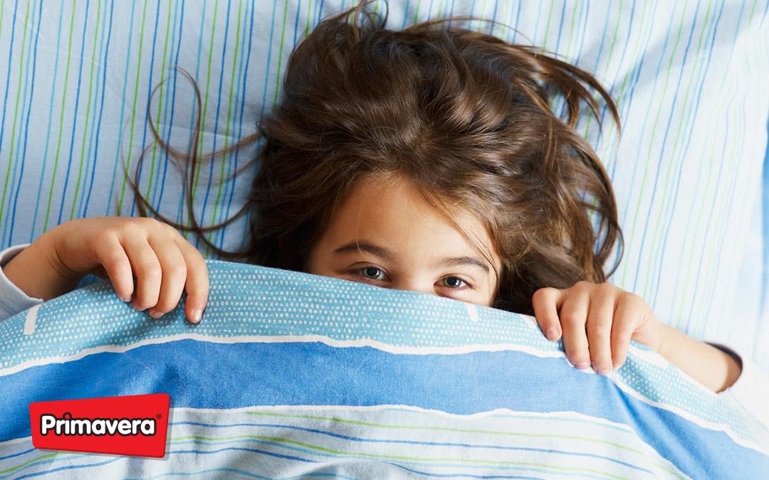 Horas de sueño para tus pequeños