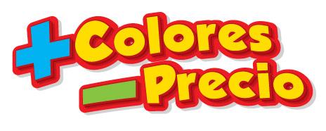 Más Colores Menor Precio - Primavera Colores