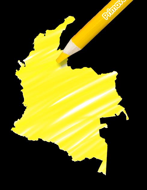 Encuentra Primavera Colores en Colombia