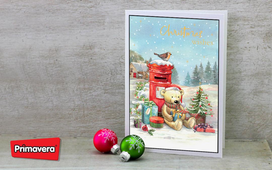 Origen de las tarjetas y postales navideñas