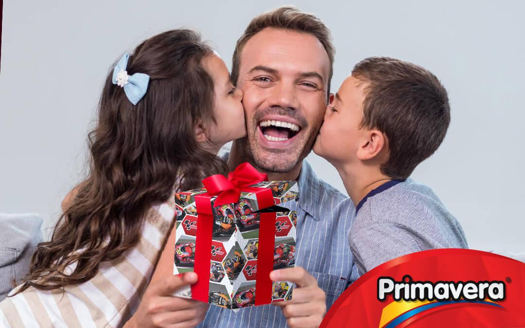 Sorprende a Papá en el Día del Padre