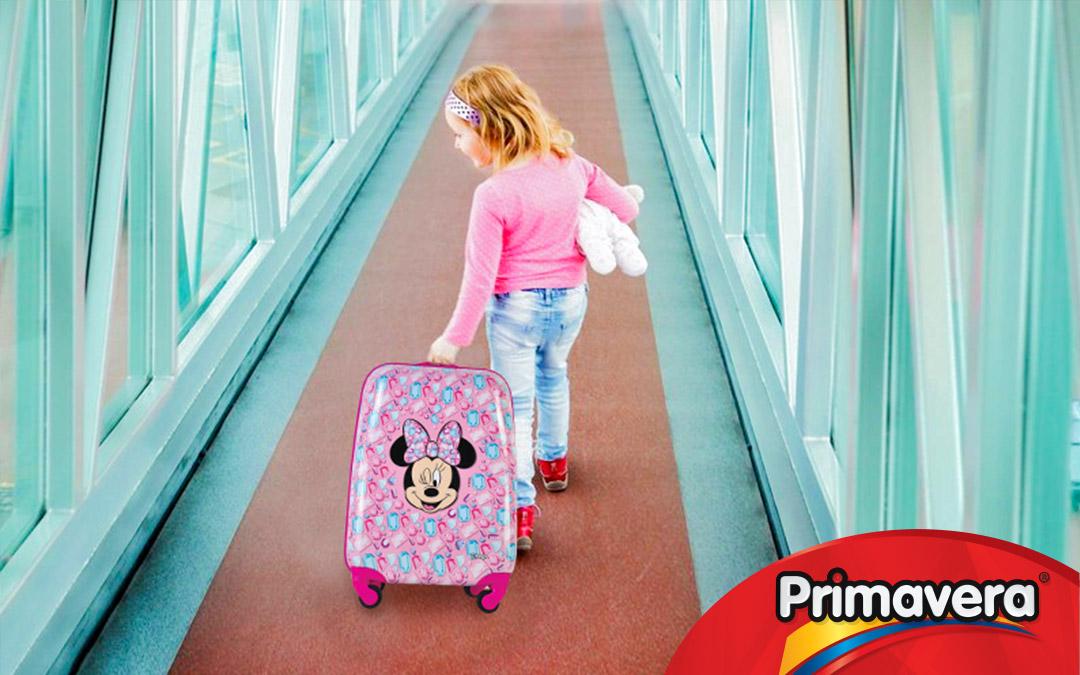 ¿Cómo planear los viajes en familia?