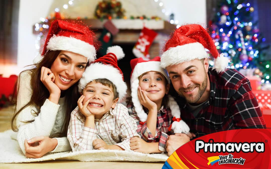 La Navidad en Familia fortalece los Valores en los Niños